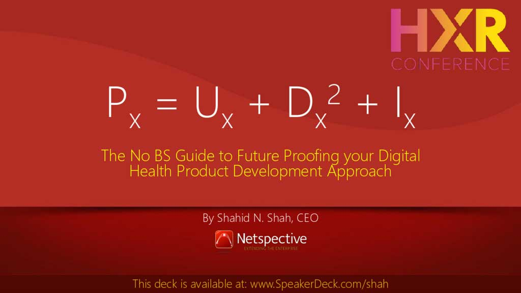 The No BS Guide to Future Proofing your Digital Health Product Development Approach