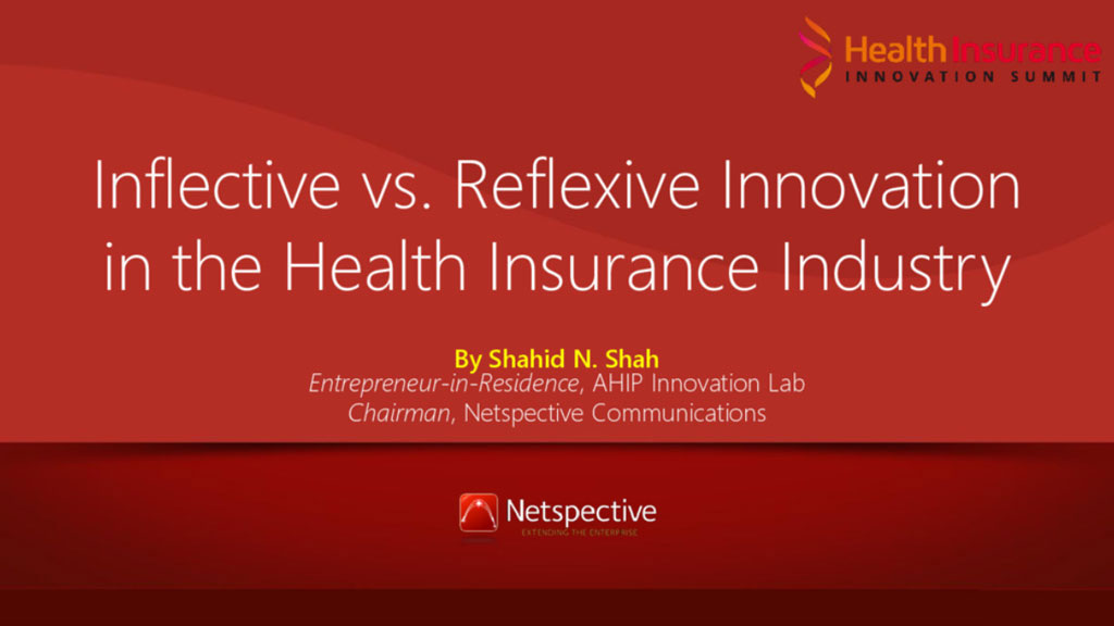 Inflective vs. Reflexive Health Insurance Innovation